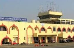 Lok Nayak Jayaprakash Airport (Patna Airport)